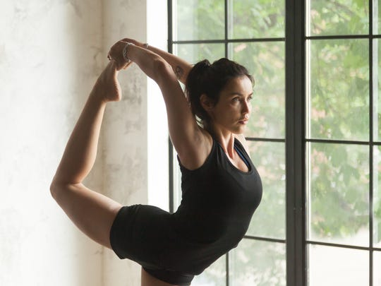 There are plenty of different yoga classes to choose from this weekend, too.
