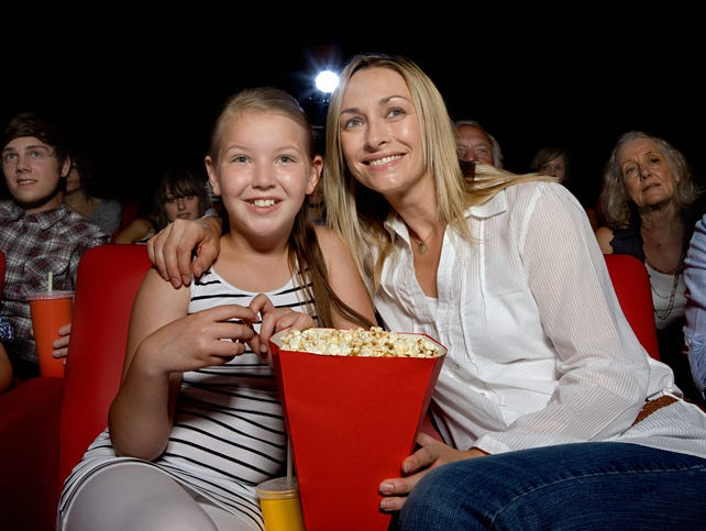 Celebrate Mom with a day at the movies. Enter to win a $100 Flix Brewhouse gift card. 4/10-5/6