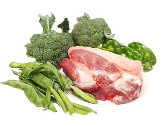 Beef vs. Broccoli