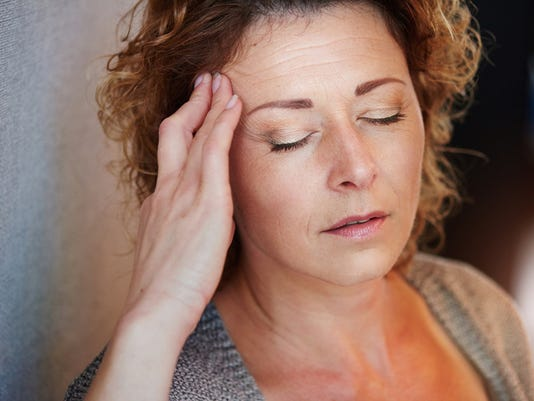UVM Medical Center - Woman with migraine