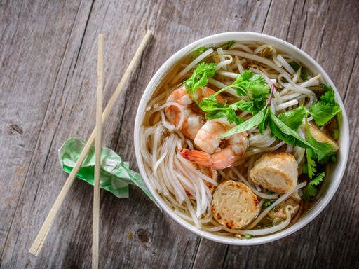 What Do Cauliflower Pho And The Impossible Burger Have In Common