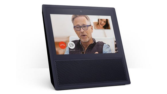 Amazon's new Echo Show offers hands-free video chatting