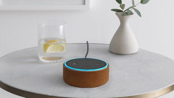 Want to try Alexa in your home? The Dot is on sale