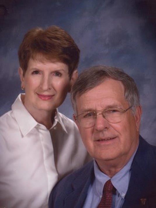 Anniversaries: Emry Dilday & Betty Dilday