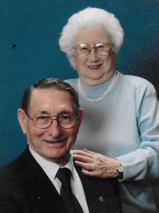 Anniversaries: Bill Silver & Alice Silver