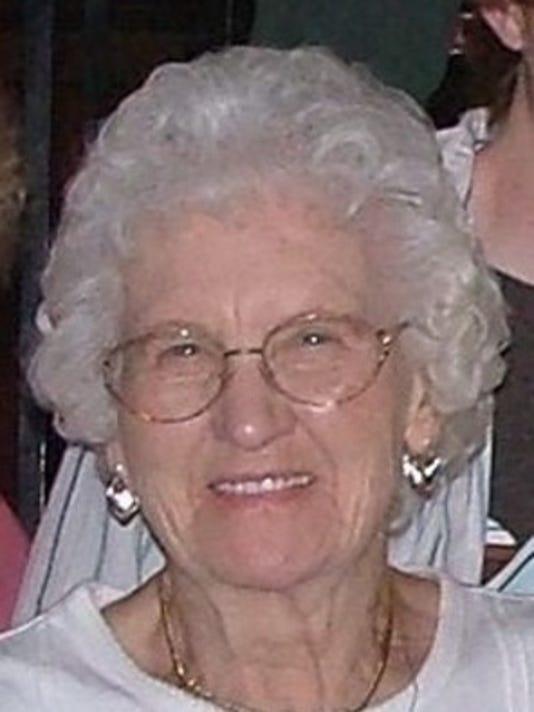 Dorothy Mae Toschlog Bailey Teeter