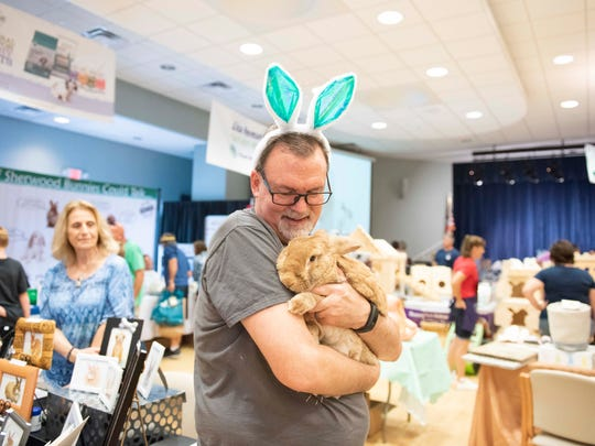 The Humane Society of the Treasure Coast's Southeast Bunfest is 10 a.m. to 4 p.m. Saturday at The Kane Center at 900 S.E. Salerno Road in Stuart.