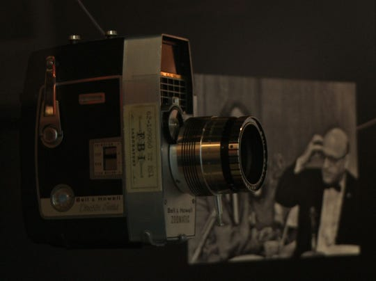 Zapruder's camera