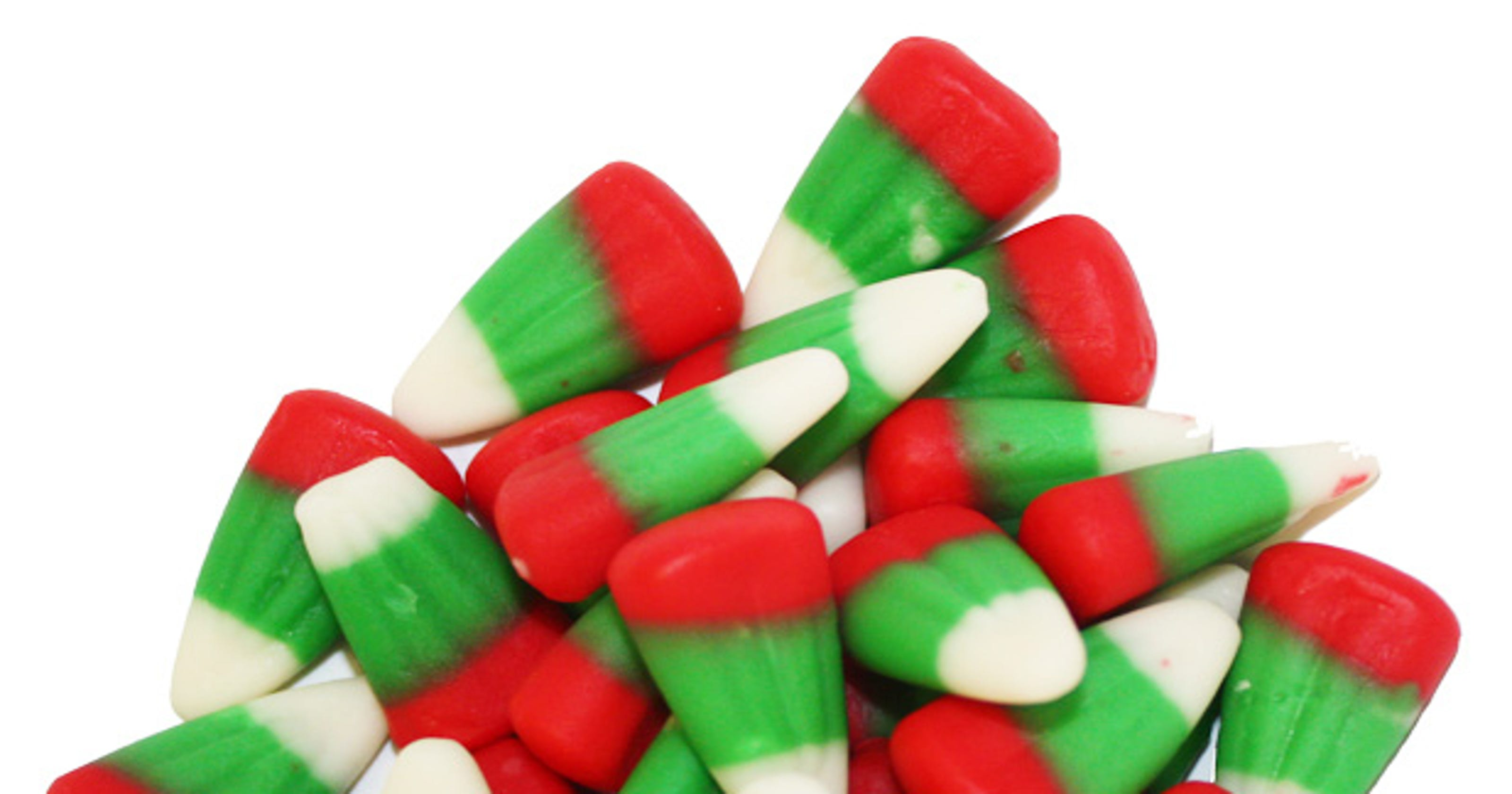 dear michigan you have a horrendous taste in candy - Christmas Candy Corn