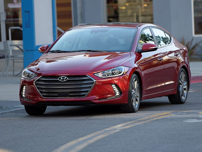 Hyundai today reveals its all-new 2017 Elantra at the