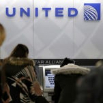 United Airlines flight diverted to Ohio after dog accidentally placed on wrong plane