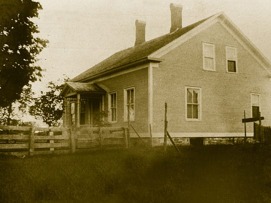 The General Stannard House in the late 1800s.