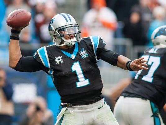 NFL: Cleveland Browns at Carolina Panthers