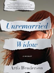 "Cover of the book ""Un-Remarried Widow"" by Artis Henderson. CREDIT: NONE [Via MerlinFTP Drop]"