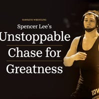 Inside Iowa phenom wrestler Spencer Lee's endless chase for Olympic greatness
