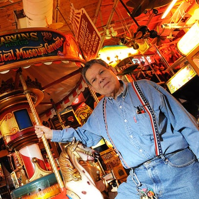 Mitch Albom: 'Marvelous' Marvin Yagoda was a champion of fun