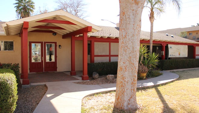 The Fiat House located in Phoenix.