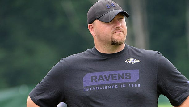 The Eagles hired former Chicago Bears and Baltimore Ravens scout Joe Douglas to run their personnel department.
