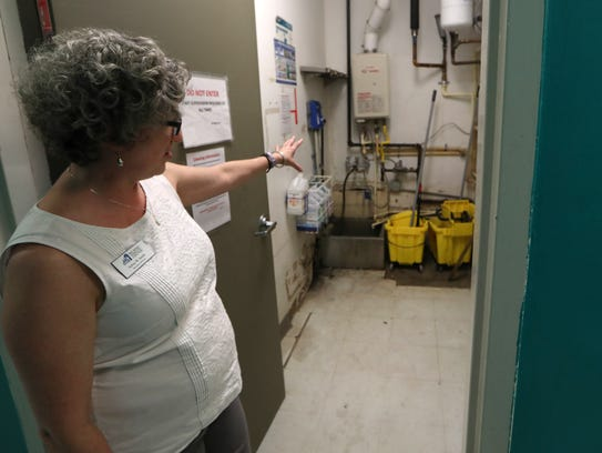 HOPE Community Executive Director Sylvia Smith talks