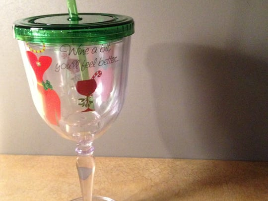 "wine ""sippy"" cup"