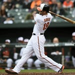 Baltimore is hoping to re-sign Chris Davis, who hit 47 homers this past season to lead the majors.