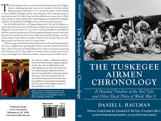 """The Tuskegee Airmen Chronology: A Detailed Timeline of the Red Tails and other Black Pilots of World War II."""