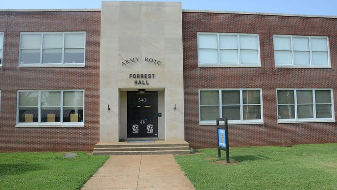 MTSU's Forrest Hall