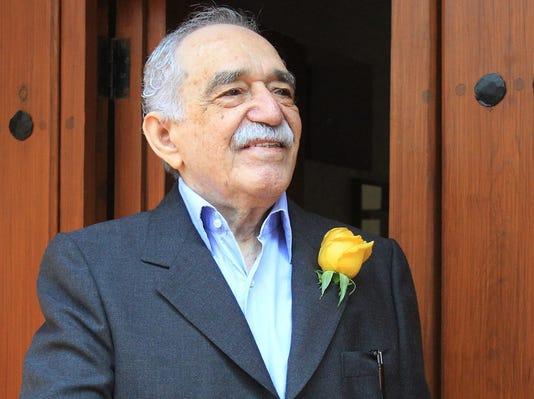Author Gabriel García Márquez dies