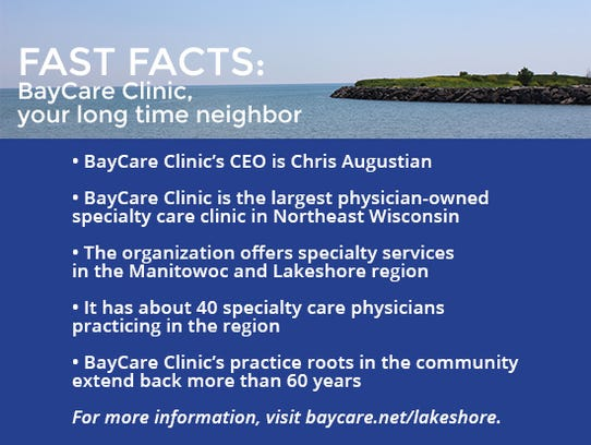 BayCare Clinic - Fast Facts