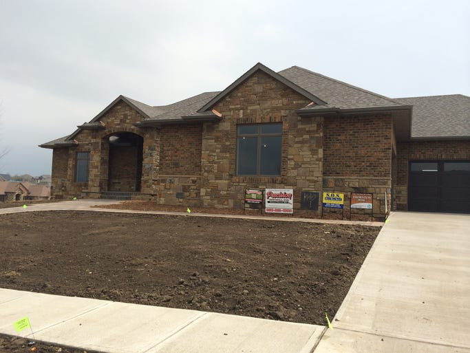 A $1 million house by Mettler Construction is part of this year's Parade of Homes event.