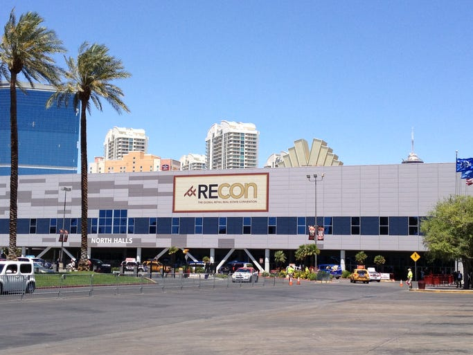 RECon was held at the Las Vegas Convention Center.