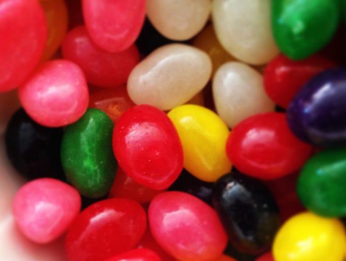 #jellybeans #rainbow #easter is near #lohud