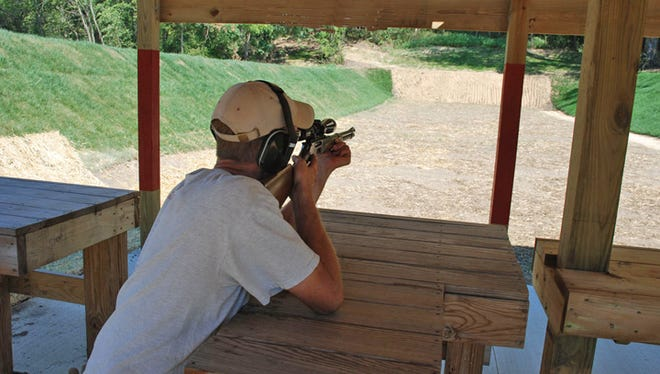 Shooting ranges offer people a safe place to improve their shooting skills.