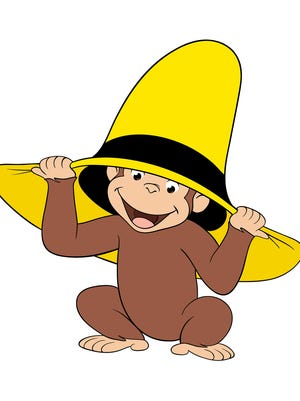 Curious George comes to life on the TYKEs stage this fall.