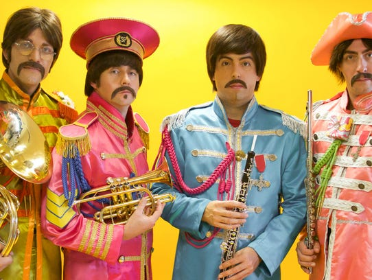 Abbey Road, a Beatles tribute band, will play at a