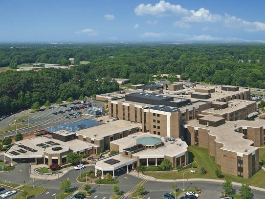 JFK Medical Center in Edison.