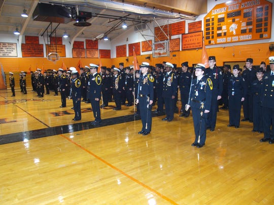 The Linden High School Navy Junior Officer Reserve Training Corps (NJROTC) is honoring veterans, active duty soldiers, reserves, national guard forces and their families with a celebration open to the community on Wednesday, Nov. 11 in the Linden High School gymnasium from 9 to 9:45 a.m..