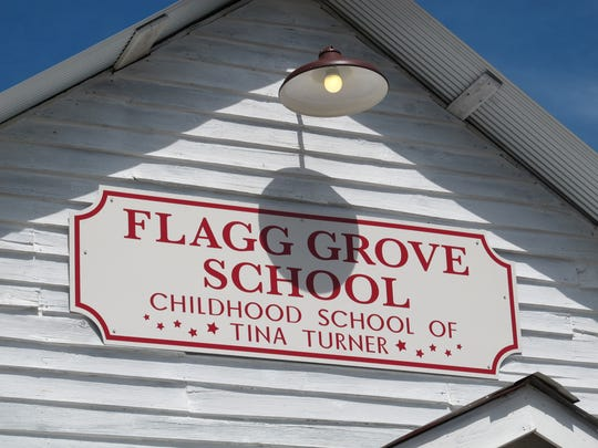 A museum honoring singer Tina Turner opened in 2014 in Brownsville, Tenn.