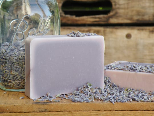 Handmade soap from Siberian Soap Co.