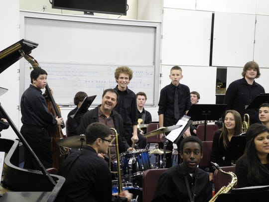 The 2016 Jazz in the Schools program.