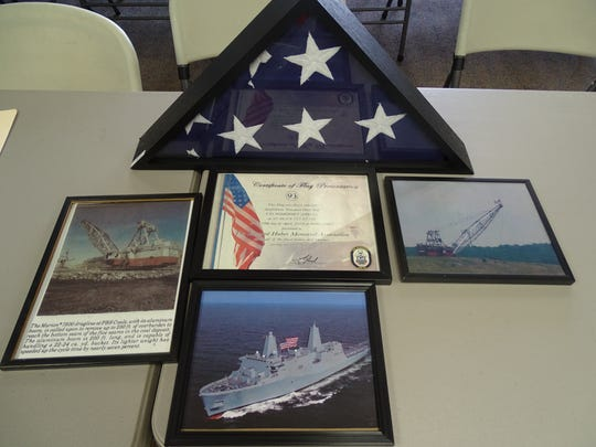 The Huber Machinery Museum will have a display on a locally-made machine's connection to United 93 and the USS Somerset.