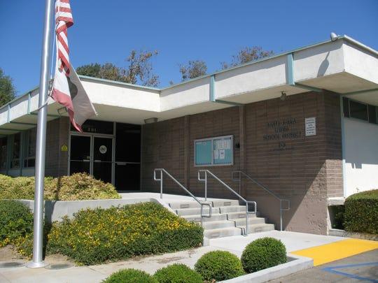Santa Paula Unified School District headquarters