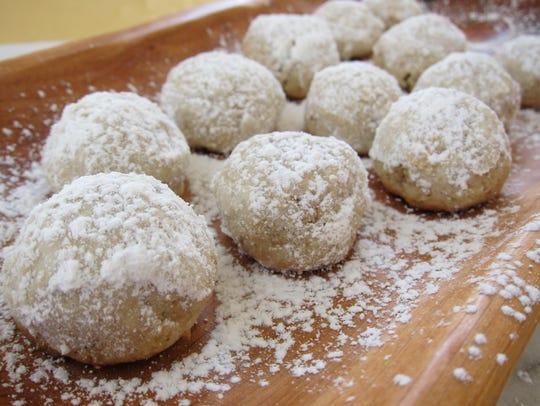 For a not-so-sweet dessert, consider Walnut Cardamom