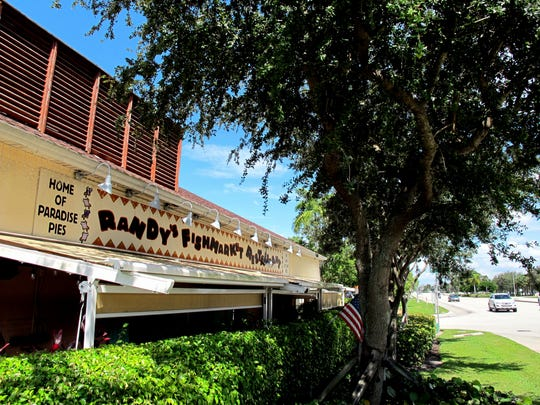 Randy's Fishmarket Restaurant, 10395 U.S. 41 N. in North Naples, closed Sept. 15, 2016.