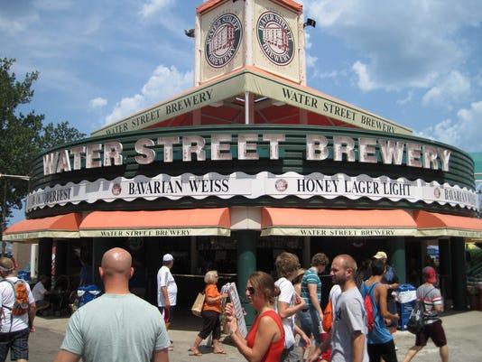 Water Street Brewery at Summerfest