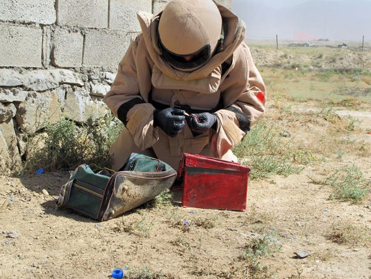 AP AFGHANISTAN BOMB SCHOOL I AFG