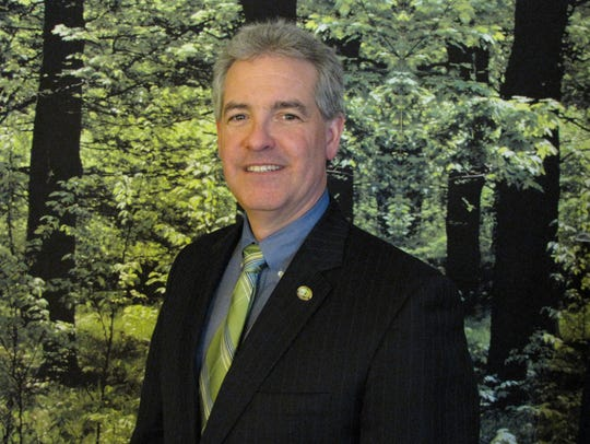 Shawn M. Garvin, secretary of the Delaware Department of Natural Resources and Environmental Control