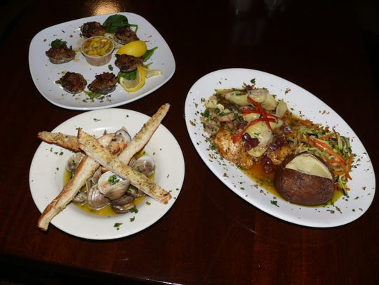 Satellite Breeze offers an assortment of Greek and