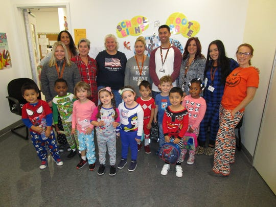 The Linden Public Schools celebrated Red Ribbon Week