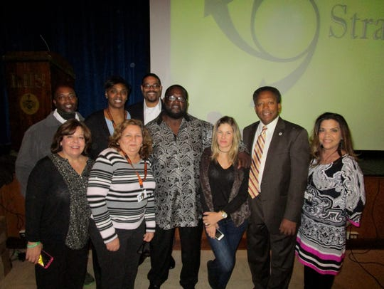 The Linden Municipal Alliance presented an assembly